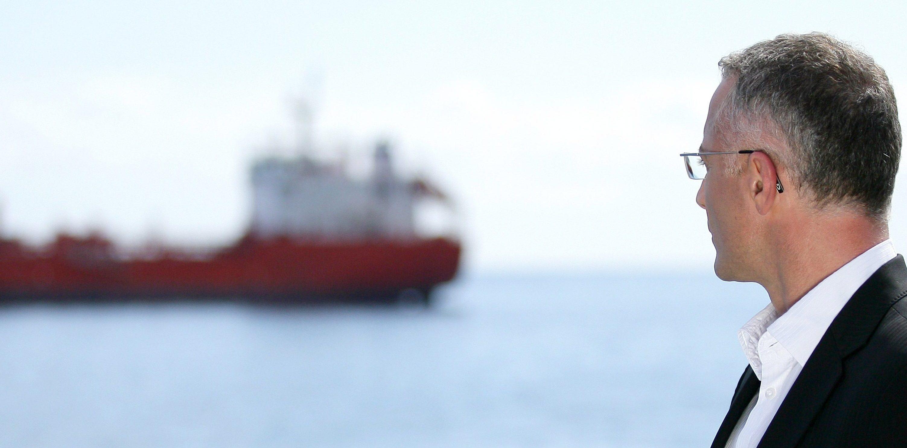 Detención de Buque por la Autoridad Marítima