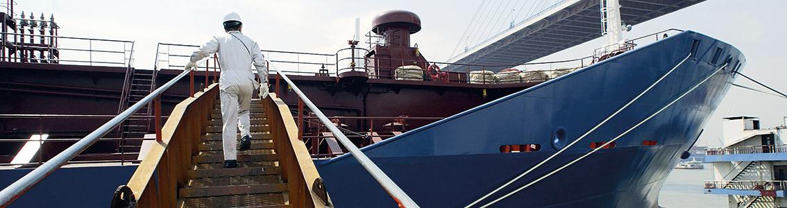 Detención por la Capitanía Marítima Sanciones