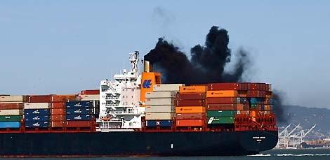 Detención Capitanía Marítima Sanciones Buque